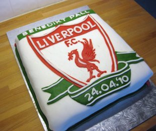 Liverpool fermingarkaka 2