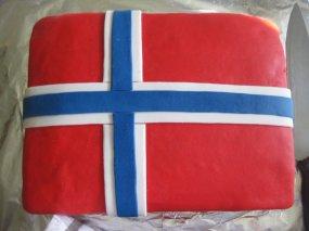 Norski fáninn