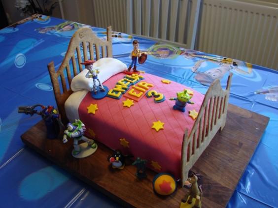 Toy Story afmæliskaka
