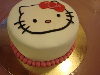 Hello Kitty kaka