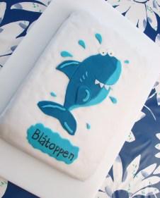 Blåtoppen kaka